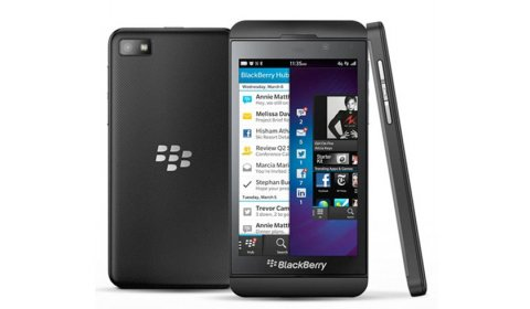 BlackBerry Z10 Replika